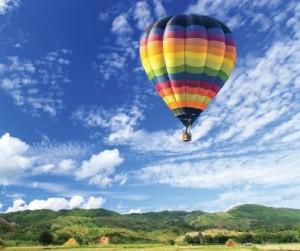 Balloons Over Georgia Hot Air Balloon