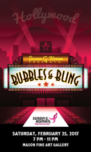 Susan G. Komen Greater Atlanta - Bubbles and Bling