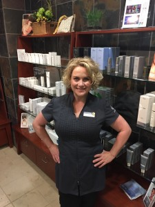 Medical Esthetician Angie Snow