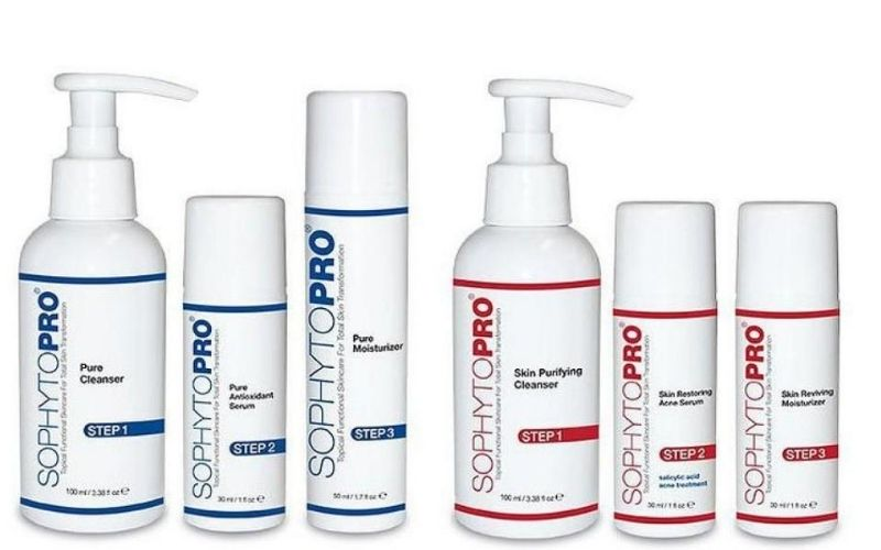 Picture of SophytoPRO products.