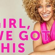 """Rolle's new book titled , """"Girl You Got This""""."""