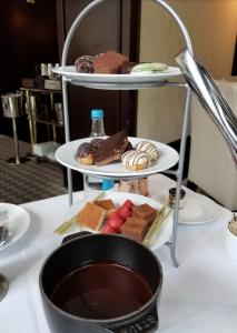 Tea and Chocolate at Mandarin Oriental Atlanta