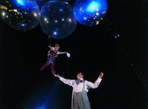The Helium Dance