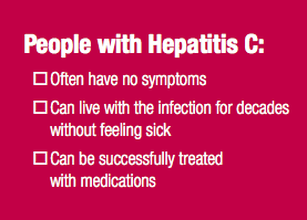 Hepatits C to-do list