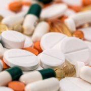 Photo of pharmaceutical pills.