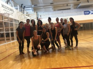 The Booty Barre Class!