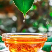 Natural skin product extracted from plant.