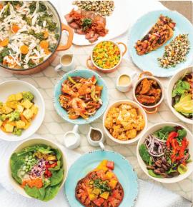 KarmaFarm, farm-to-table eatery in Buckhead, features food that gives back.