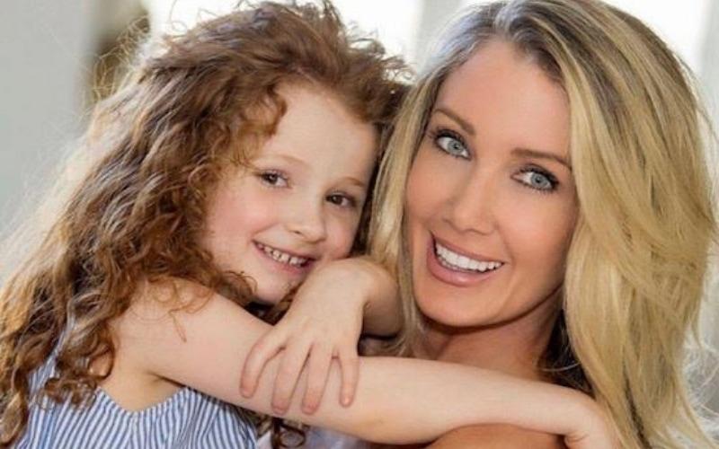 Tonya Guillory with Daughter