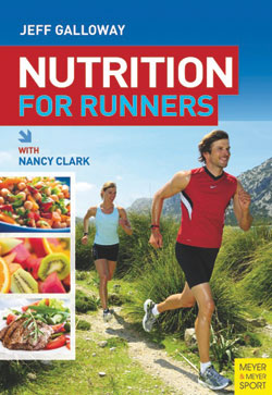 1B-Galloway,-NUTRITION-FOR-RUNNERS Cover