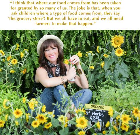 Mary Blackmon of Farm Star Living