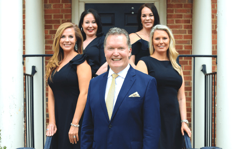 The team at Maloney Center for plastic surgery