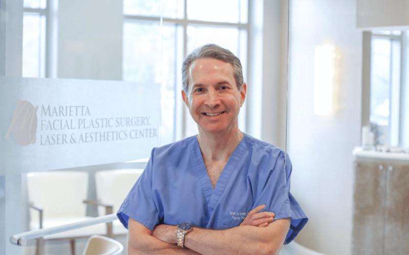 Dr. Yellin of Marietta Facial Plastic Surgery, Laser & Aesthetics