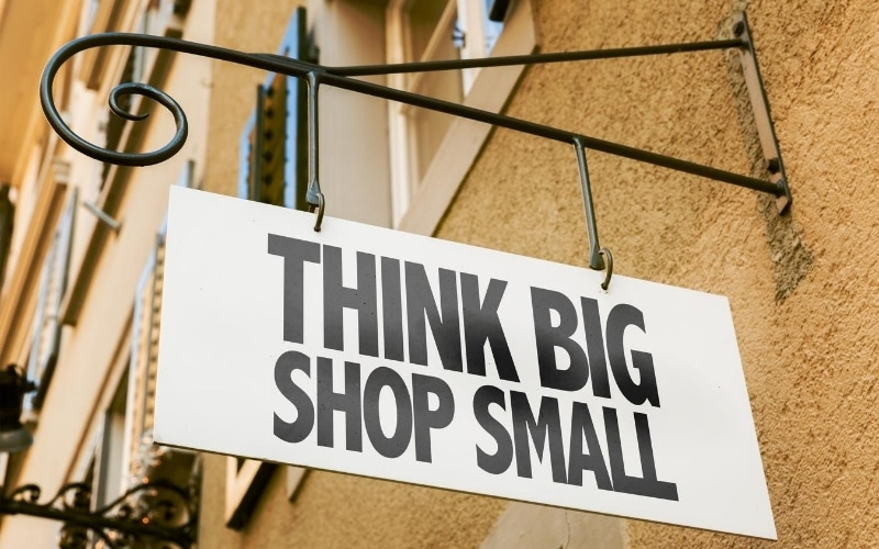Support Small Business
