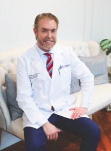 Dr. Anderson of Anderson Center for Hair