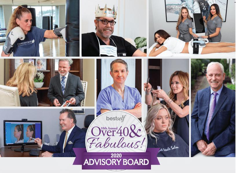 The Over 40 & Fabulous 2020 Advisory Board
