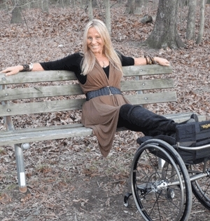 Atlanta Tennis Player and Paralympic athlete Karin Korb