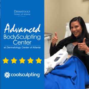 Dr. Gray with DCA CoolSculpting