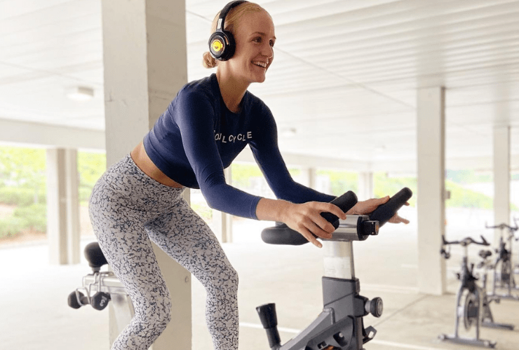 #SoulOutside with SoulCycle