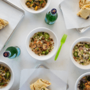 Food at Grub Bowls and Wraps
