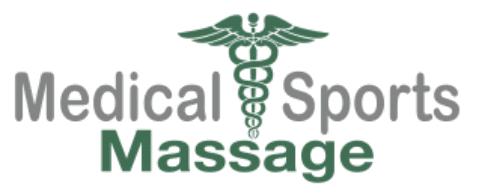 Medical Sports Massage 1