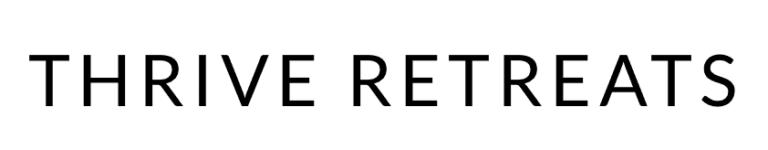 thrive Retreats 1 768x150