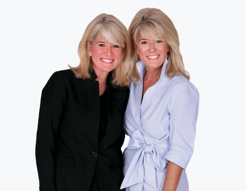 Lisa Lyngos and Leisha Murphy