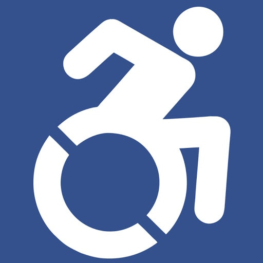 The new disability icon