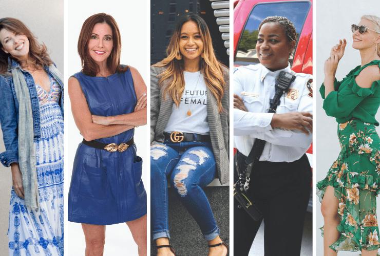 5 atlanta women