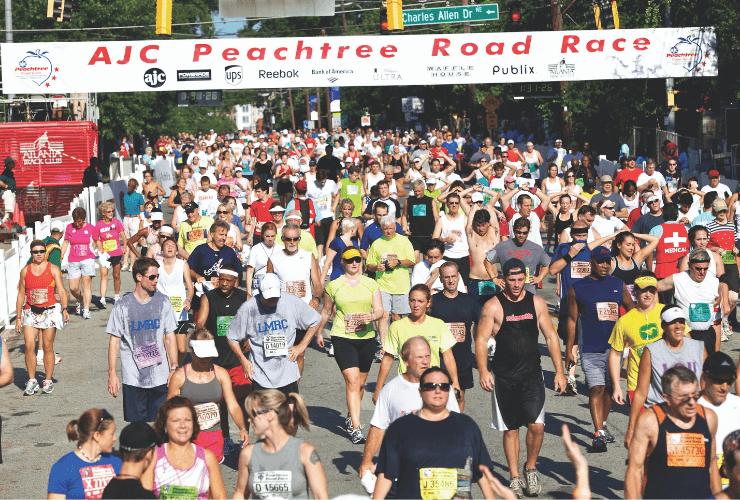 Peachtree Road Race
