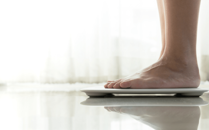 Losing weight with hormone therapy