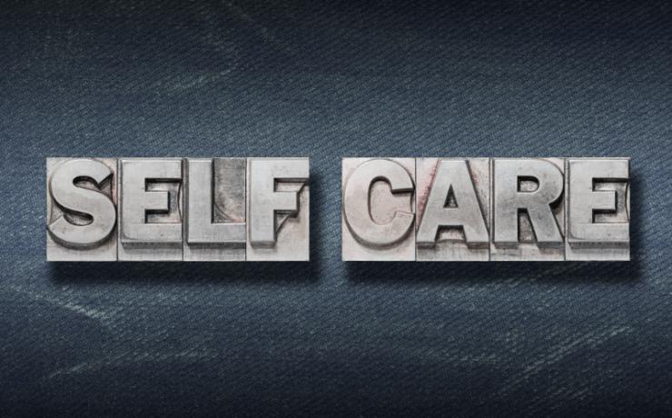 Self care for men