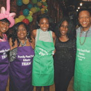Five different chefs at Family Food Fest