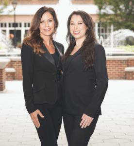 Atlanta Smiles, Dr. Dina Giesler and Marianna Kovitch