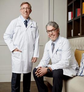 Dr. Daniel Lee, Dr. Ken Anderson
