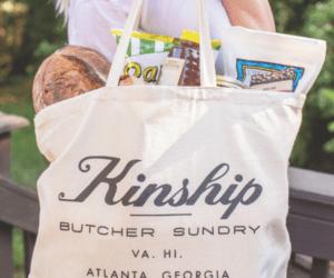 Kinship Butcher Sundry Picnic Basket