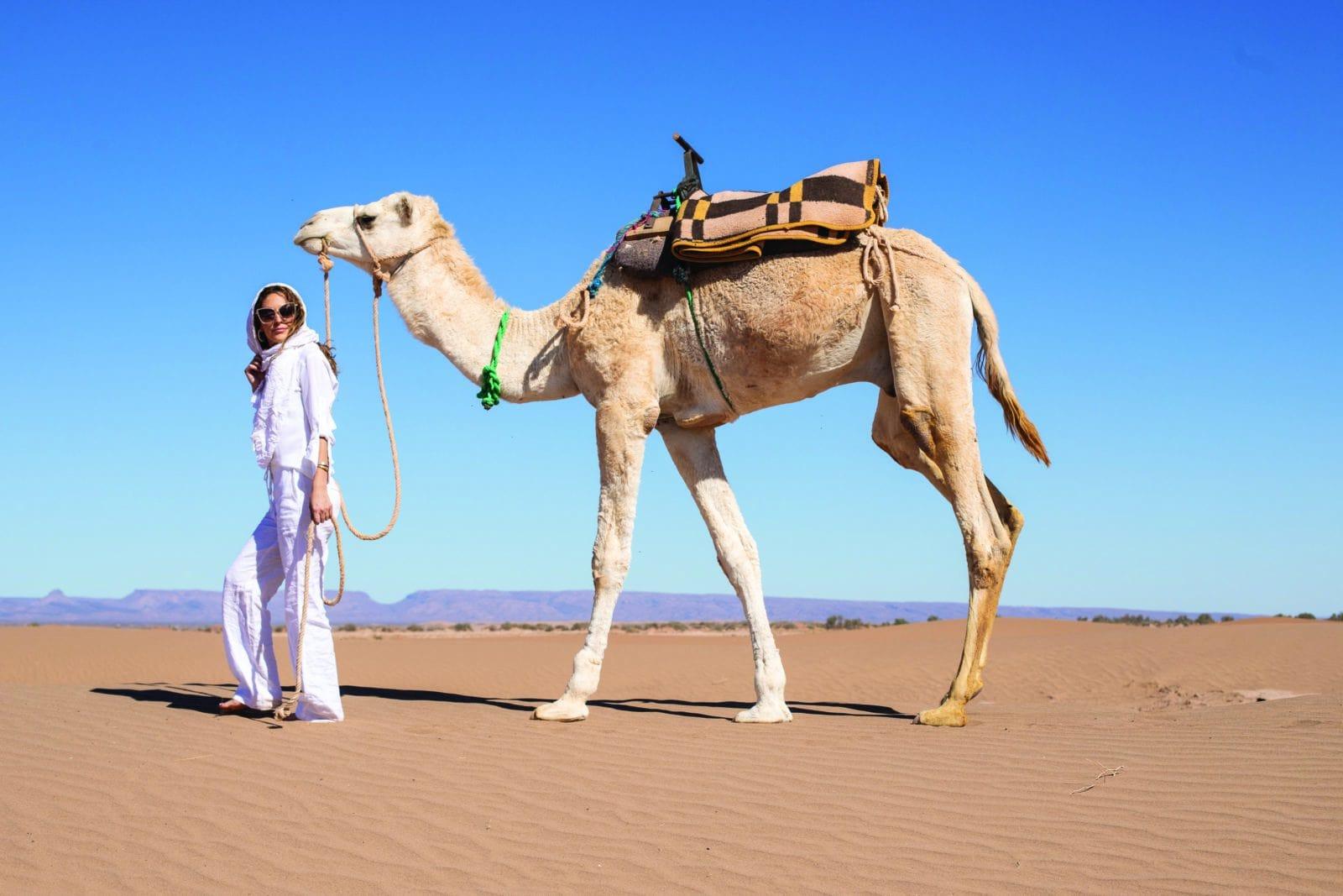 Megan Elliott Lush to Blush with a Camel