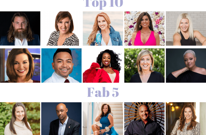Top 10 and Fab 5